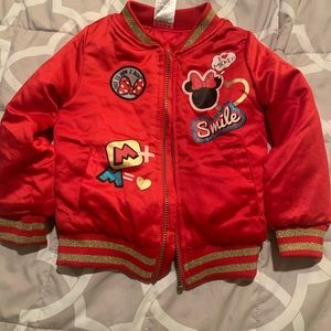 Mickey Mouse Toddler Jacket.